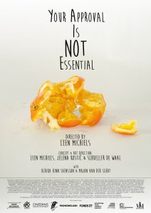 Your Approval Is Not Essential Poster